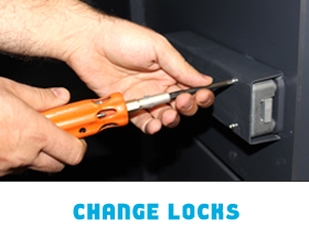 arlington change locks