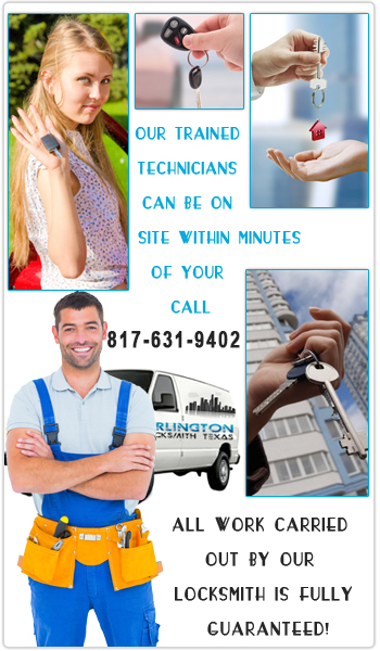 locksmith sevice arlington